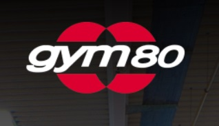 gym80 International GmbH Logo