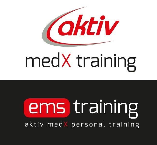 aktiv medX training / aktiv medX personal training Logo