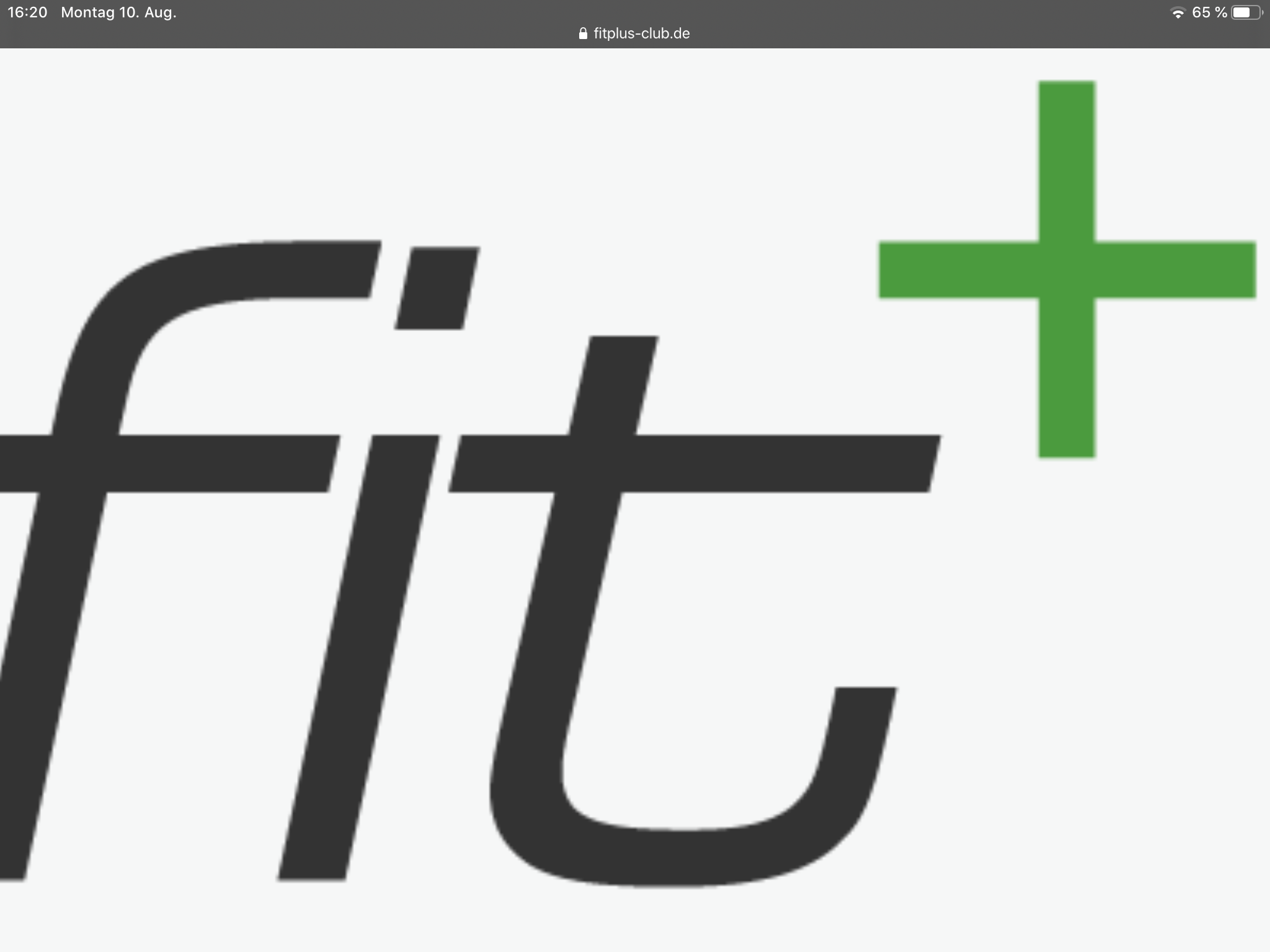 Fit+ Logo