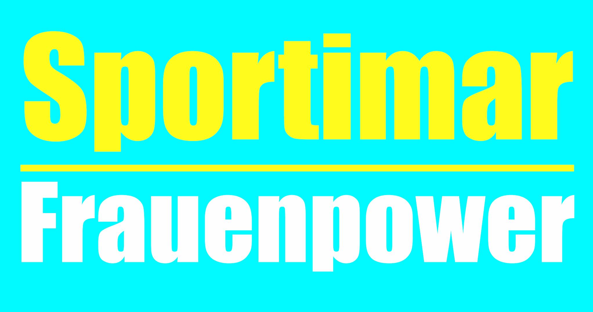 Sportimar Frauenpower Logo