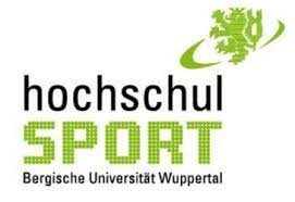 Bergische Universität Wuppertal – Hochschulsport Logo