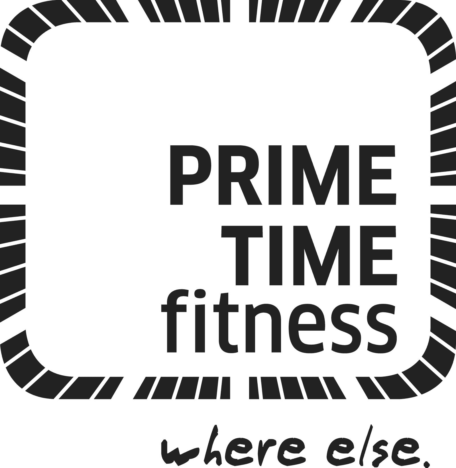 PRIME TIME fitness Logo