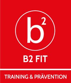 b2-schneller fit, Caroline Bauer-Bieker Logo